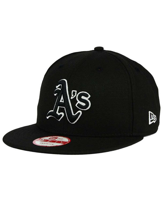New Era - Oakland Athletics B-Dub 9FIFTY Snapback Cap