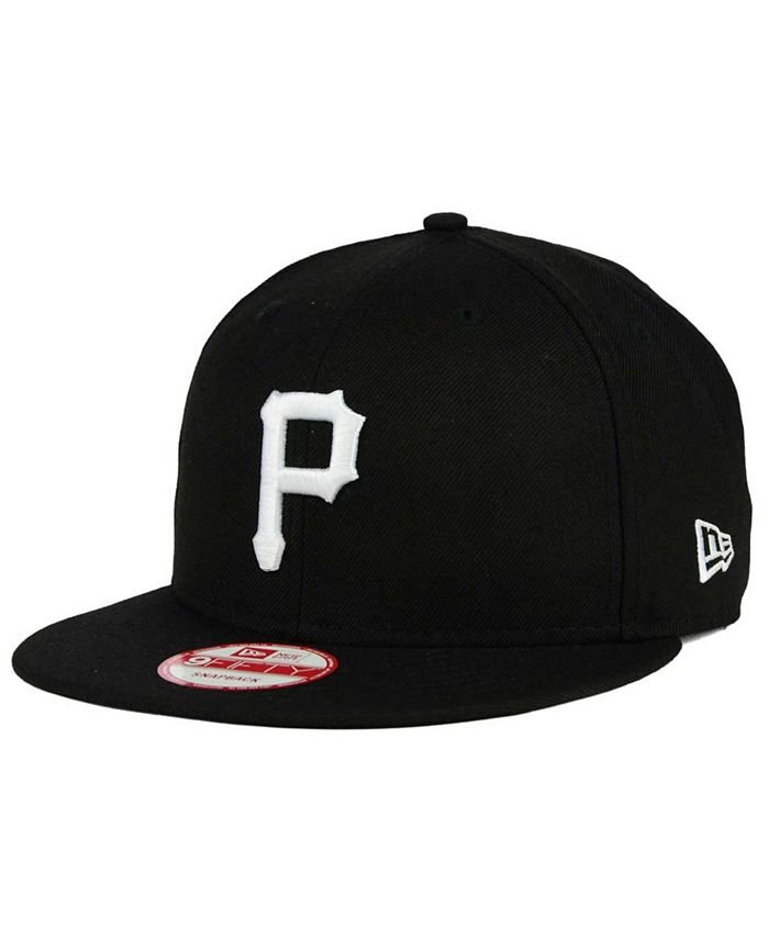 New Era - Pittsburgh Pirates B-Dub 9FIFTY Snapback Cap