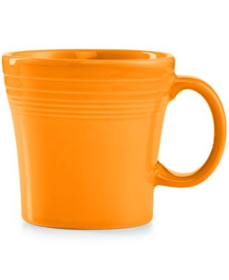 Fiesta Tangerine Tapered Mug