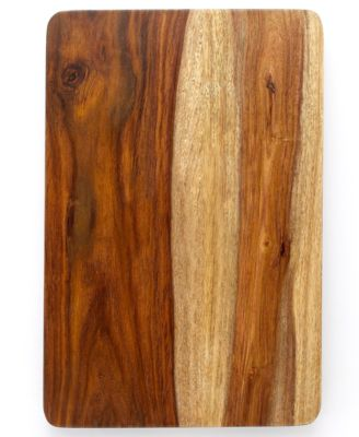 Martha Stewart Collection Sheesham Wood Cutting Board