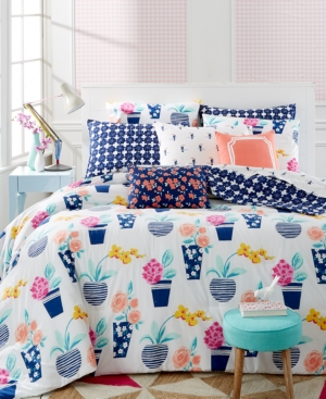Whim by Martha Stewart Pretty in Pots Bedding Collection