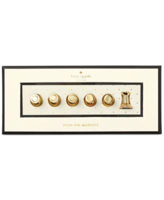kate spade new york Push Pin Magnet Set