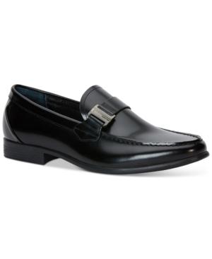 Calvin Klein Loki Matte Box Bit Loafers Men's Shoes