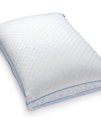 SensorGel Dual Comfort Gel-Infused Memory Foam & Fiber Fill Standard/Queen Pillow