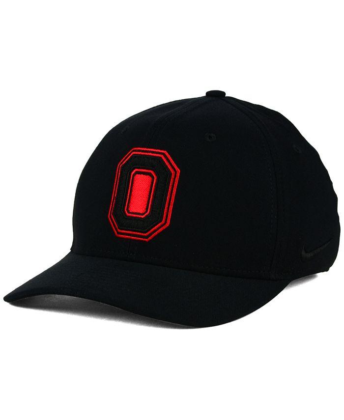 Nike - Ohio State Buckeyes Classic Swoosh Cap