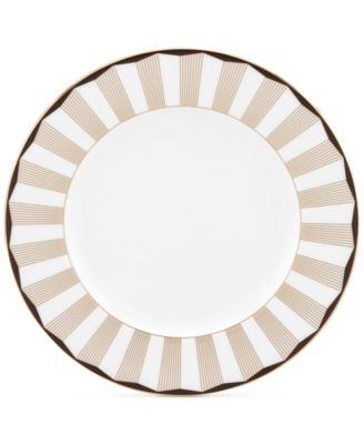 Brian Gluckstein by Lenox Audrey Bone China Salad Plate