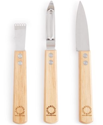 Martha Stewart Collection 3-Pc. Zesting Set, Only at Macy's