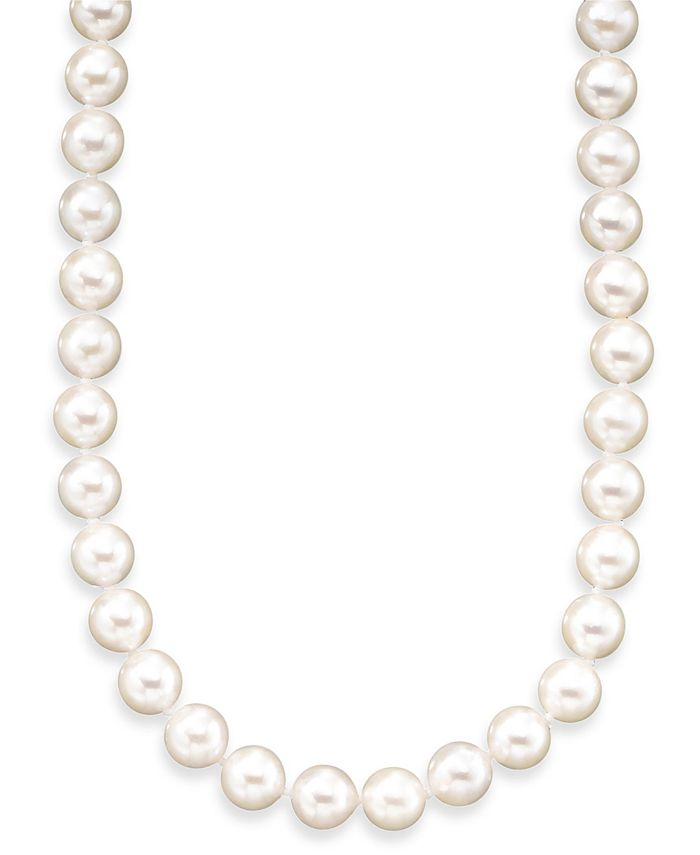 Belle de Mer - A+ Akoya Cultured Pearl Strand Necklace (6-6-1/2mm)