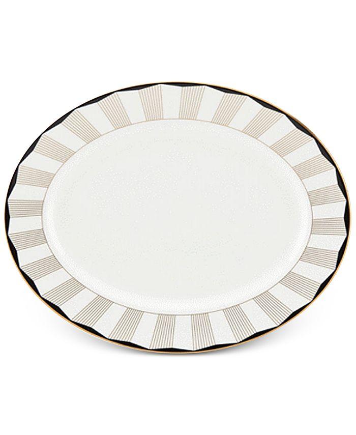 Lenox - Audrey Collection Bone China Oval Platter