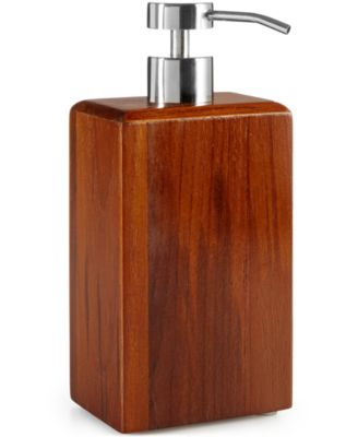 Hotel Collection Teak Lotion Pump, Only at Macy's