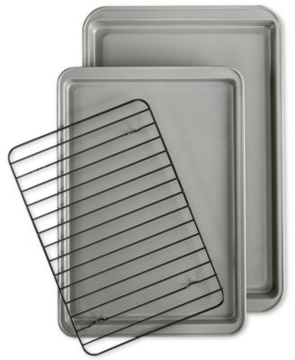 CLOSEOUT! Tools of the Trade 3-pc. Bakeware Set, Only at Macy's
