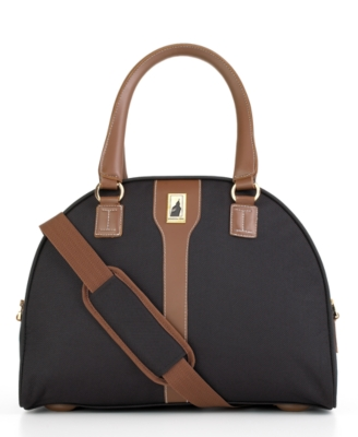 "London Fog ""Oxford"" Dome Bag, 18"""