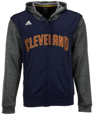adidas Men's Cleveland Cavaliers Pre Game Full-Zip Jacket