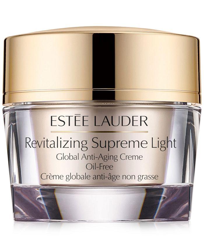Estée Lauder - Revitalizing Supreme Light Global Anti-Aging Creme Oil-Free 1.7 oz.