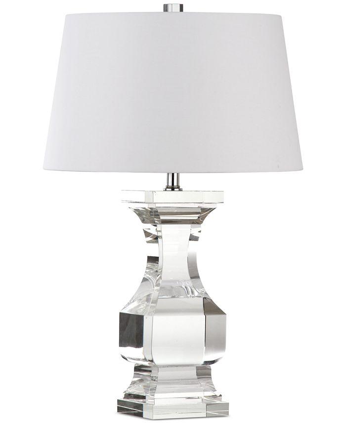Decorator's Lighting - Trophy Paris Crystal Balustrade Table Lamp