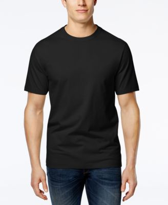 Image of Club Room Men's Crew-Neck Shirt, Only at Macy's