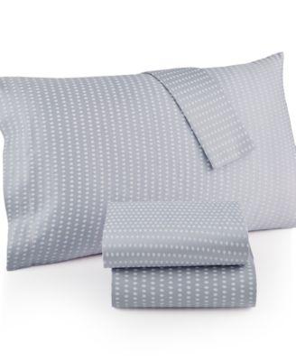 Calvin Klein Kensington Lupin Dot Queen Sheet Set