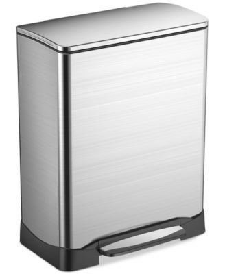Household Essentials EKO Neo 50L Trash Can