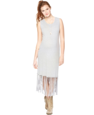 Motherhood Maternity Fringed Maxi Dress plus size,  plus size fashion plus size appare