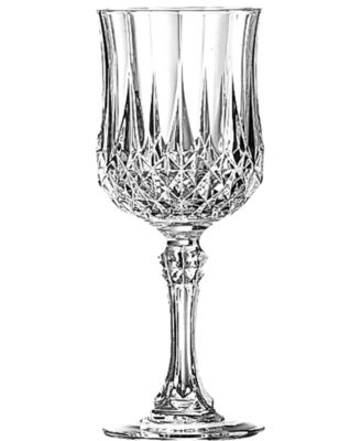 Longchamp Glassware, Set of 4 Diamax Wine Glasses