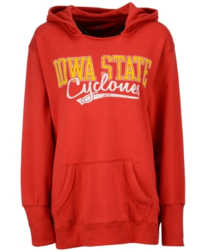 J America Women's Iowa State Cyclones Plus Size Hoodie plus size,  plus size fashion plus size appare