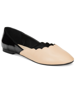 Wanted Kristy Colorblock Flats Women's Shoes