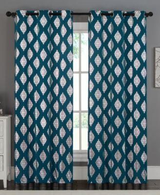 "Victoria Classics Sorrento Pair of 76"" x 84"" Panels"