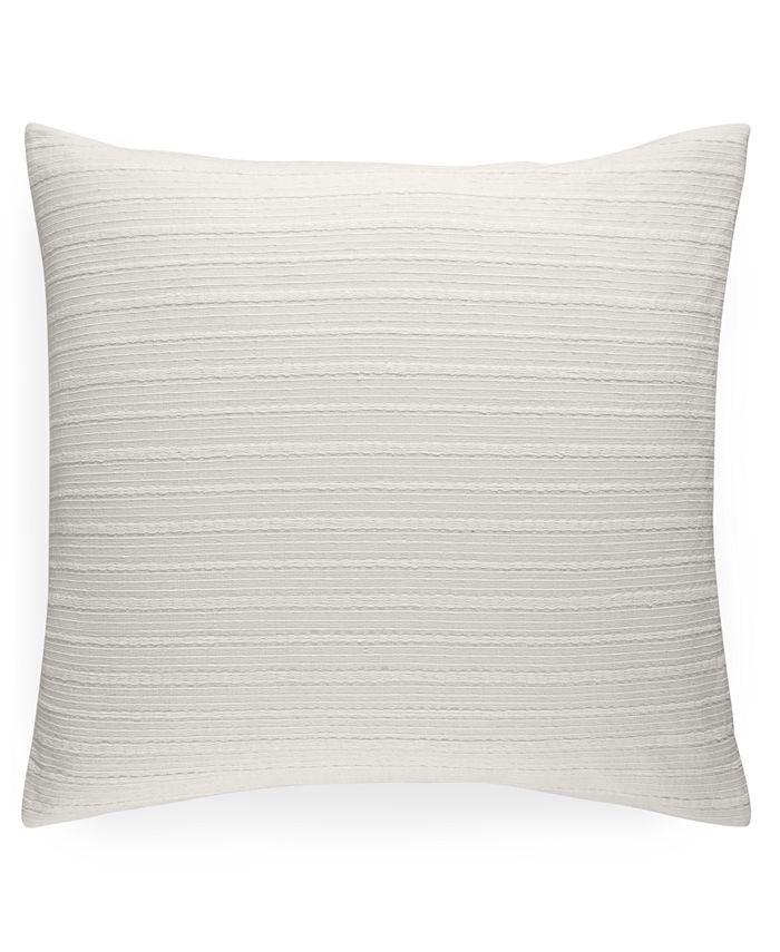 Calvin Klein - Modena Texture Stripe European Sham