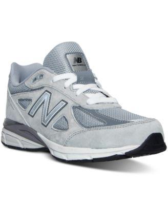 New Balance Boys' 990 v4 Running