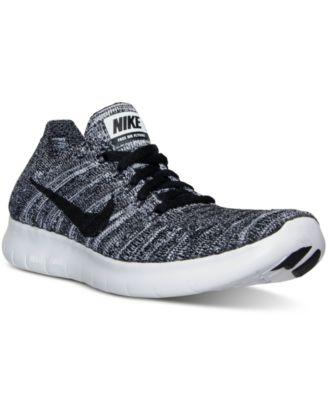Nike Big Boys' Free Run Flyknit Running