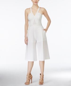 Xoxo Juniors Culotte Jumpsuit $51.99 AT vintagedancer.com
