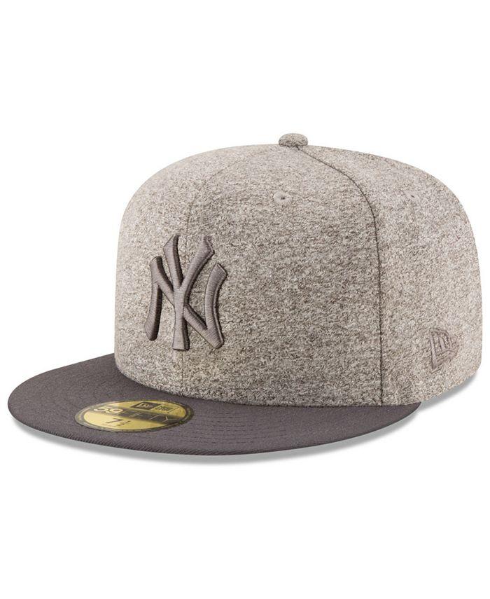New Era - New York Yankees Shady Gray 59FIFTY Cap