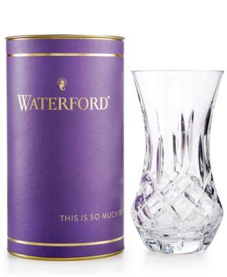 "Waterford Giftology Lismore Collection 6"" Bon Bon Vase"