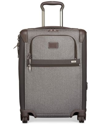 "Tumi Alpha Ballistic Travel 22"" Expandable Continental Carry-On Spinner Suitcase"