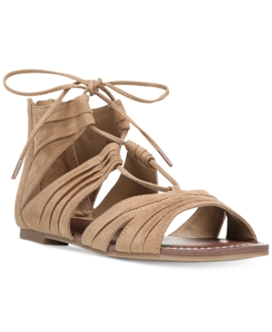 Carlos by Carlos Santana Chloe Lace-Up Strappy Sandals Women's Shoes
