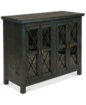 Delmay 4 Door Chest, Direct Ship