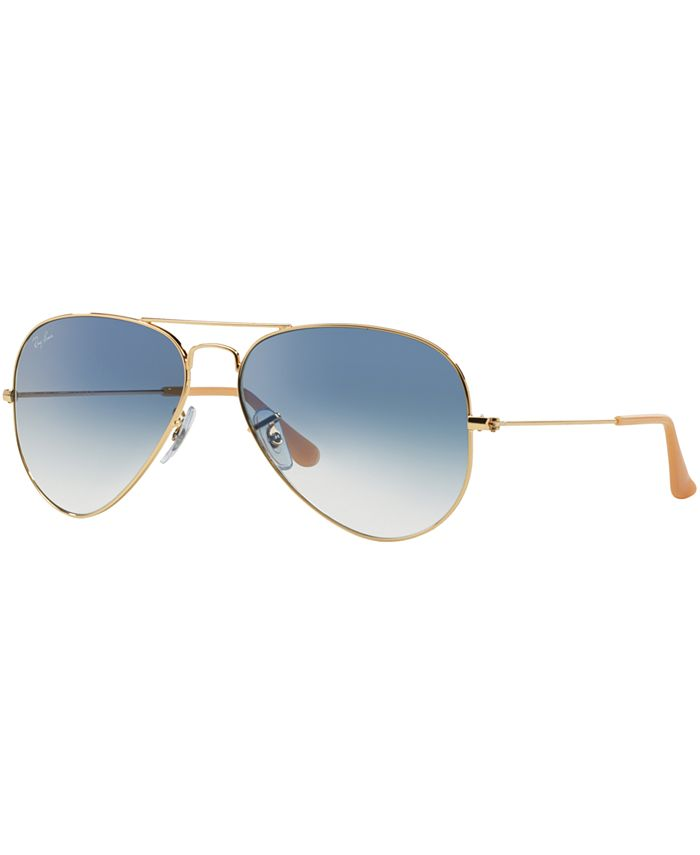 Ray-Ban - Sunglasses, RB3025 58 AVIATOR