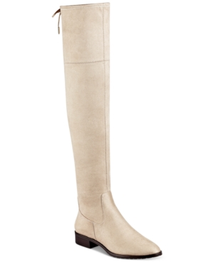 Ivanka Trump Larell Over-The-Knee Boots Women's Shoes