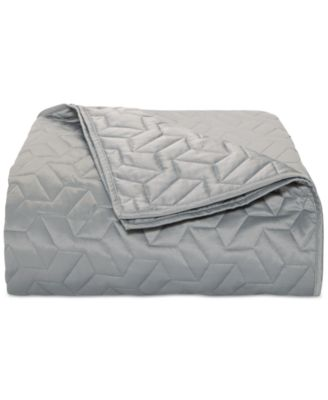 Hotel Collection Cubist Full/Queen Coverlet, Only at Macy's