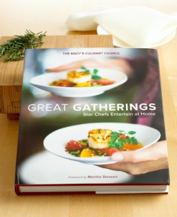 cookbook that helps share our strength