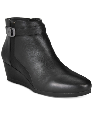 Giani Bernini Celinaa Wedge Booties, Only at Macy's Women's Shoes
