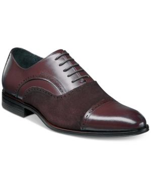 Stacy Adam's Men's Sedgwick Cap Toe Oxfords Men's Shoes