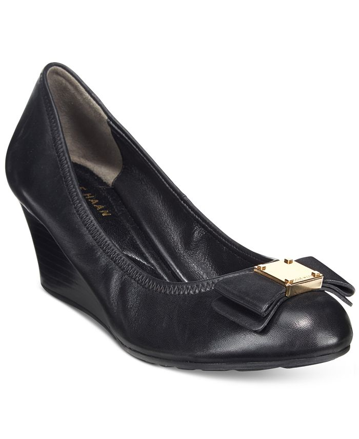 Cole Haan - Women's Tali Grand Bow Wedges