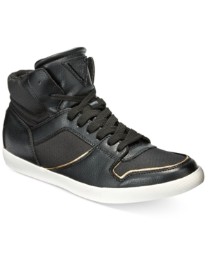 Guess Men's Jumper Mid-Top Sneakers Men's Shoes
