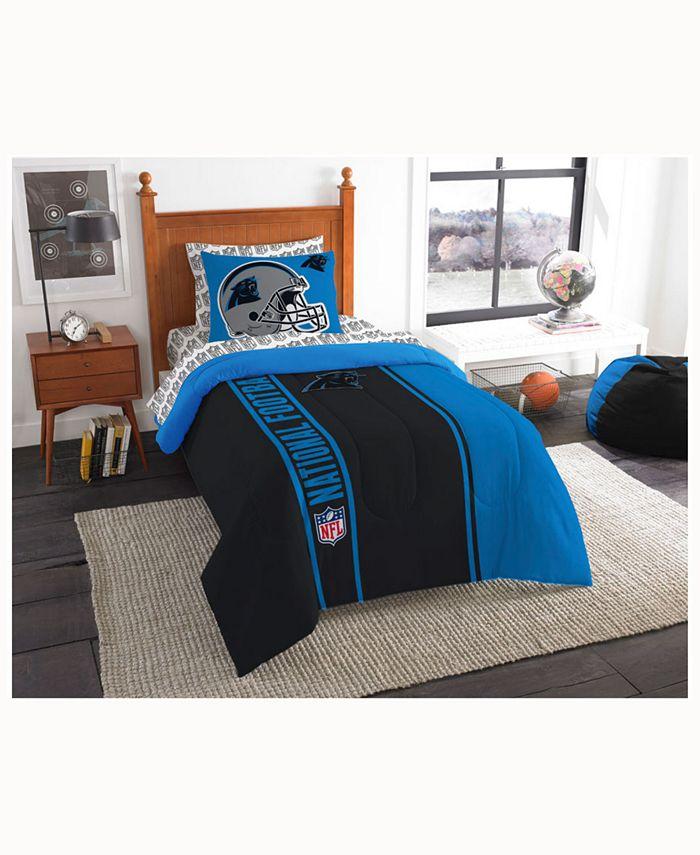 Northwest Company - Carolina Panthers Twin Soft & Cozy Set