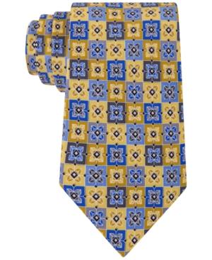 New 1960s Style Men's Ties Geoffrey Beene Mens Starbox Geo Tie $15.99 AT vintagedancer.com