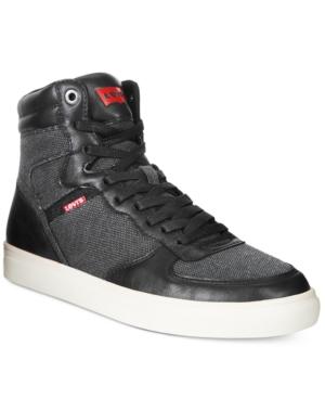 Levi's Men's Jeffery High-Top Sneakers Men's Shoes