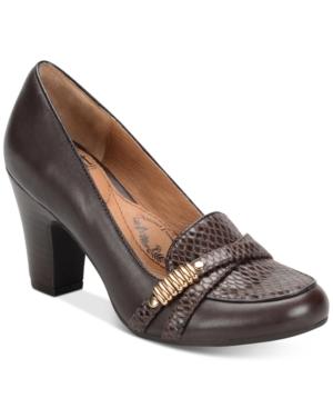 Sofft Montara Crisscross-Strap Pumps Women's Shoes