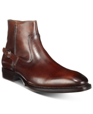 Mezlan Men's Natale Side-Zip Boots Men's Shoes