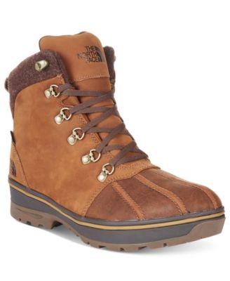 The North Face Men's Ballard Duck Boots